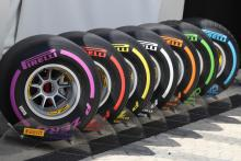 29.04.2017 - Qualifying, Pirelli Tyres