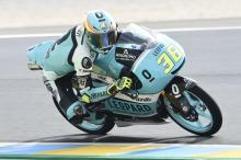 Moto3 Brno - Free Practice (2) Results