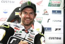 Crutchlow signs two-year HRC deal to stay at LCR