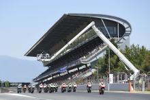 Pedrosa, Race start, Catalunya MotoGP Race 2017