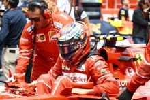 09.07.2017- Race, Kimi Raikkonen (FIN) Scuderia Ferrari SF70H