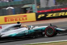 14.07.2017 - Free Practice 2, Lewis Hamilton (GBR) Mercedes AMG F1 W08