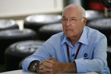 Murray Walker (GBR) , Australian F1 Grand Prix, Albert Park, Melbourne, 16-18/3/ 2007,