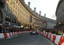 F1 bosses hold talks regarding London city centre showcase