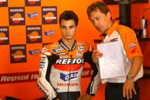 Q&A: Mike Leitner (Pedrosa's chief mechanic).