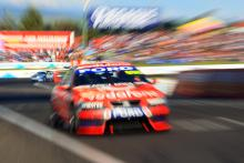 Craig Lowndes,Jamie Whincup, (Aus), Team Vodafone 888 Ford, won the Bathurst 1000