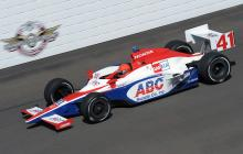 Indy Racing League. 10 May 2009. Indy 500 . Indianapolis Motor Speedway. Indianapolis, Indiana. A.J.