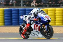 Lorenzo, French MotoGP Race 2009