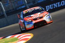 Jamie Whincup, (aust) Team Vodafone 888 Ford