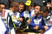 Brivio still surprised by Rossi.