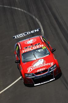 David Reynolds (Aust) Bundaberg Red Racing Team HSV Commodore