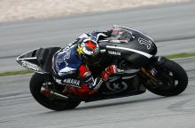 Lorenzo, Sepang MotoGP tests, 1-3 February 2011