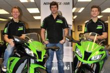 MH Kawasaki to make BSB debut in 2013