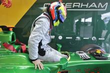 Canamasas tests Caterham in France