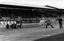 Silverstone puts final touches to Clark tribute