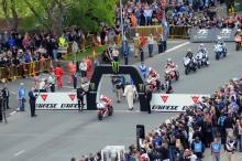 Buckmaster backs TT organisers over rules change