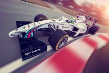 FIRST LOOK: Martini returns with Williams F1