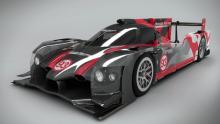 Honda's HPD reveals LMP2 coupe