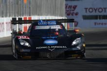 Rolex 24: Taylor quickest as DeltaWing test ends