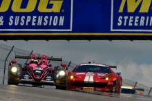 USCC: Mosport - Race results