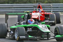 Hungary: GP3 race 1 results