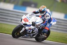 Waters quickest in damp FP3, Kiyonari injured