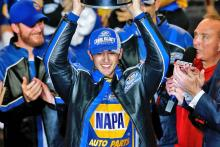Homestead: Nationwide Series championship standings