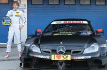 Ocon, Pic among five given Mercedes DTM test
