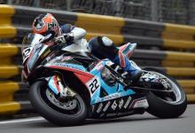 Stephen Thompson loses arm after North West 200 accident