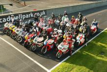 Walker and Agostini head Cadwell Park International Classic