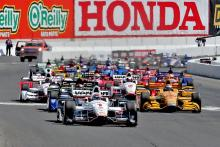 IndyCar adds safety aerodynamic tethers in 2016