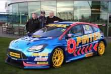 Motorbase reveals Jordan's Pirtek-backed Focus