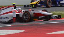 Sirotkin blasts to Austria pole