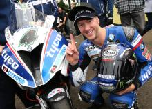 Tyco BMW and Hutchinson in Dunlop switch