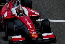 F2: Barcelona - Race results (1)
