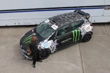 Nicolas Hamilton WDE Motorsport