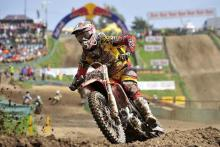 Desalle takes debut victory at Loket.