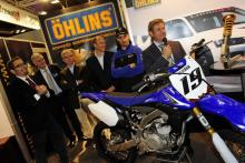 Ohlins returns to Motocross grand prix.
