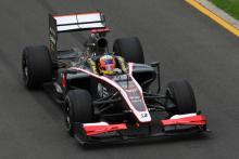 Dallara slated, but HRT chases Shanghai finish