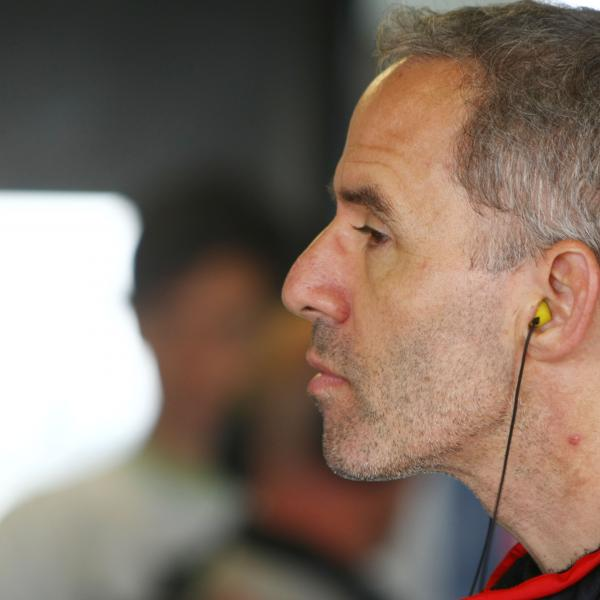 Menu keen to retain BMR drive for BTCC 2015