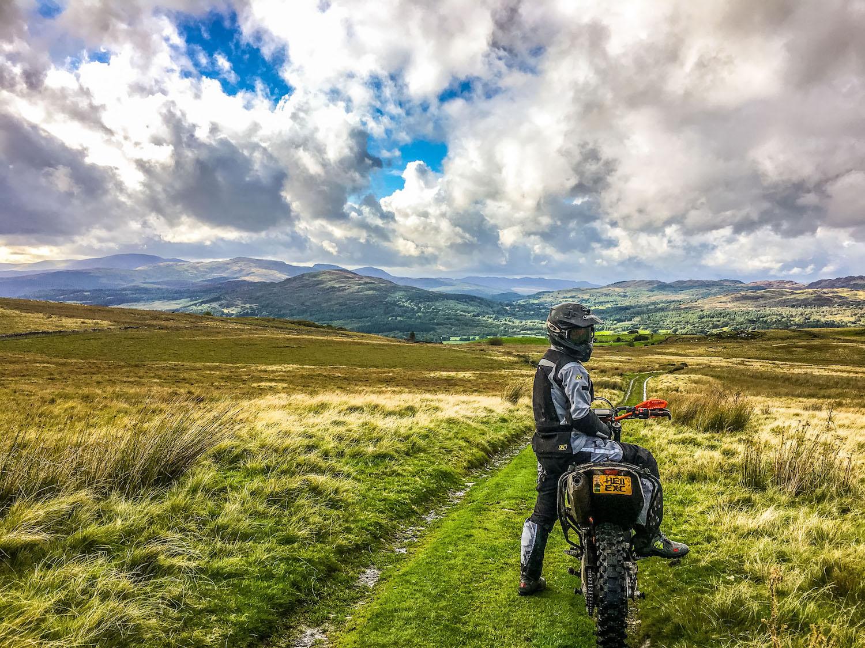 Steinhardt RidetheWild Wales