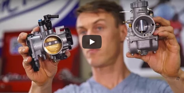 carburetion versus fuel injection essay The following topics will be covered: storage systems, fuel pumps (mechanical and electrical), electronic fuel injection carburetion and emissions testing.