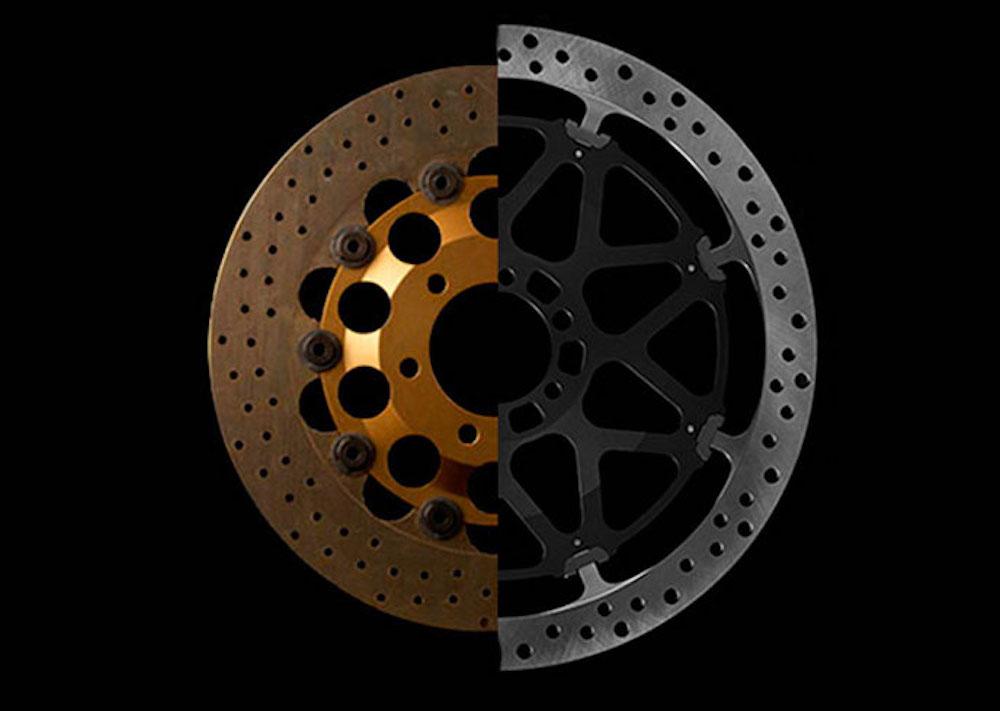 Brembo discs old v new