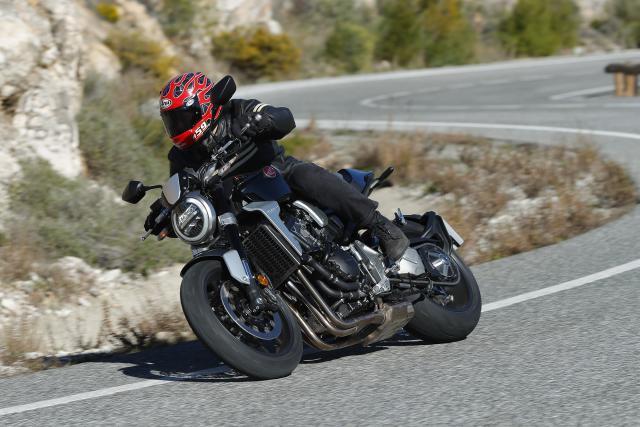 2018 Honda CB1000R first ride