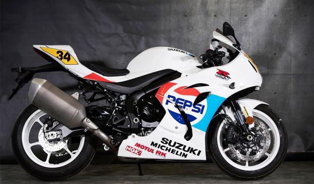 Schwantz Pepsi Suzuki GSX-R1000