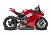 Evotech has blinged the already sparky Panigale V4