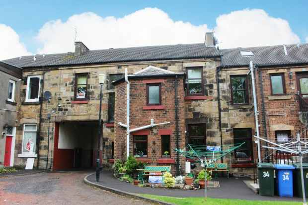 4 Bedrooms Terraced House for sale in West Hamilton Street, Motherwell, Lanarkshire, ML1 1YD