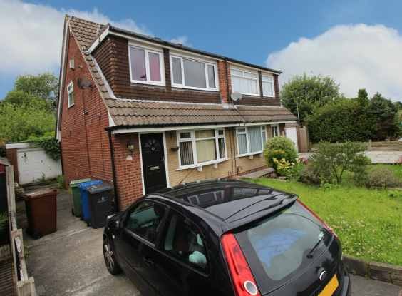 3 Bedrooms Semi Detached House for sale in Lincoln Drive, Wigan, Greater Manchester, WN4 9HX