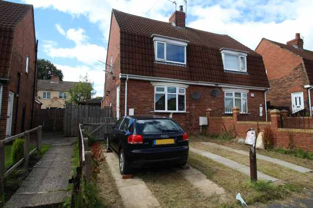 2 Bedrooms Semi Detached House for sale in Kings Road, Wingate, Durham, TS28 5JS