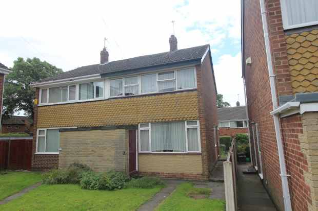 3 Bedrooms Semi Detached House for sale in Green Close, Leeds, West Yorkshire, LS6 4PD